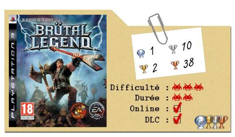 Guide Brutal Legend