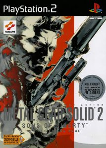 Metal Gear Solid 2 : Sons of Liberty (Playstation 2)