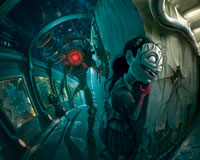 bioshock 2 background
