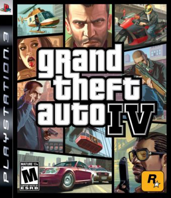 GTA IV - Edition Collector - Cover