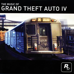 GTA IV - Edition Collector - Soundtrack