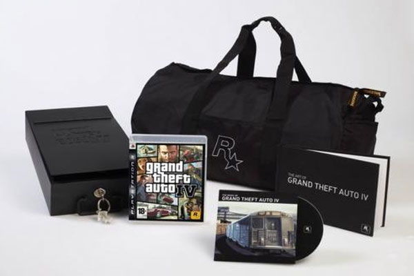 GTA IV - Edition Collector