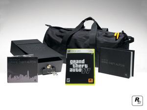 GTA IV - Edition Collector X-Box 360