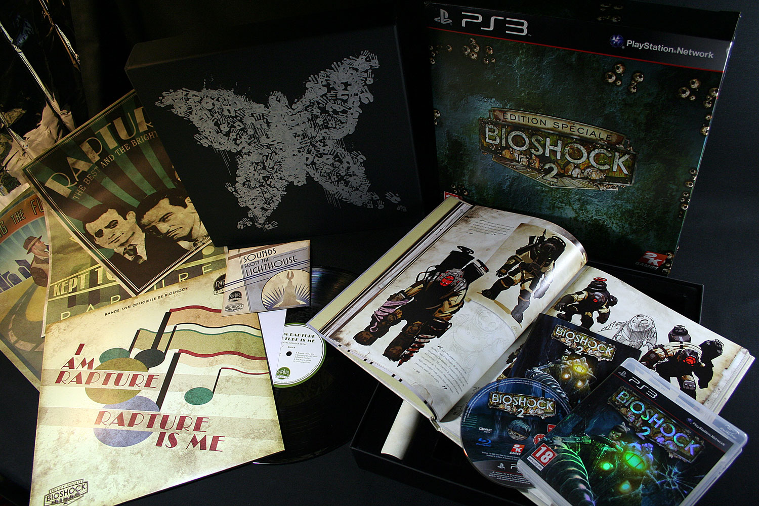 Bioschock 2 Collector Edition (PS3)