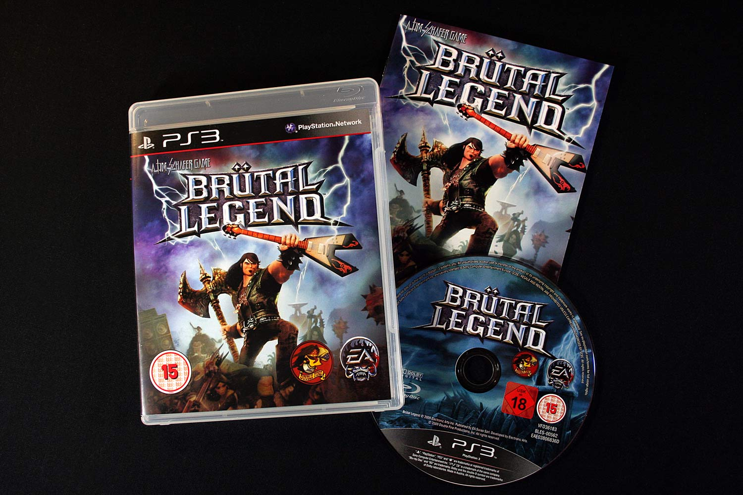 [Arrivage] - Brutal Legend 2 (PS3)