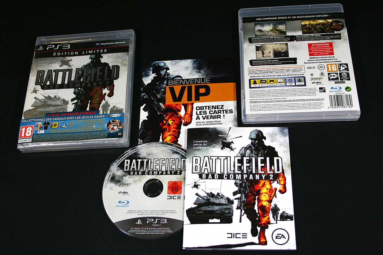 Battlefield Bad Company 2 - Edition Limitée (PS3)