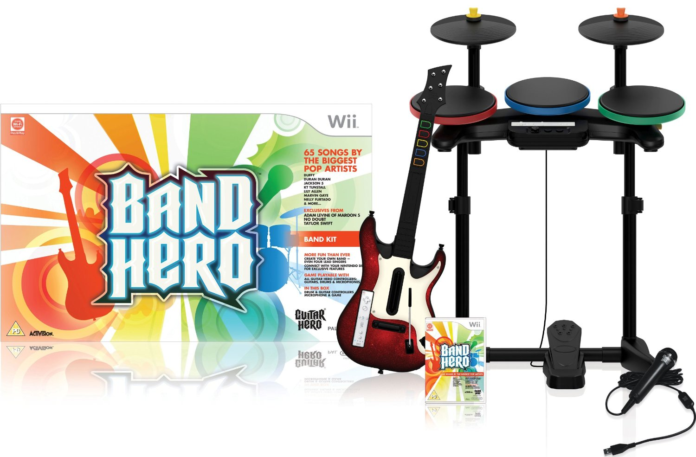 Band Hero Super Bundle Pack (PS3)