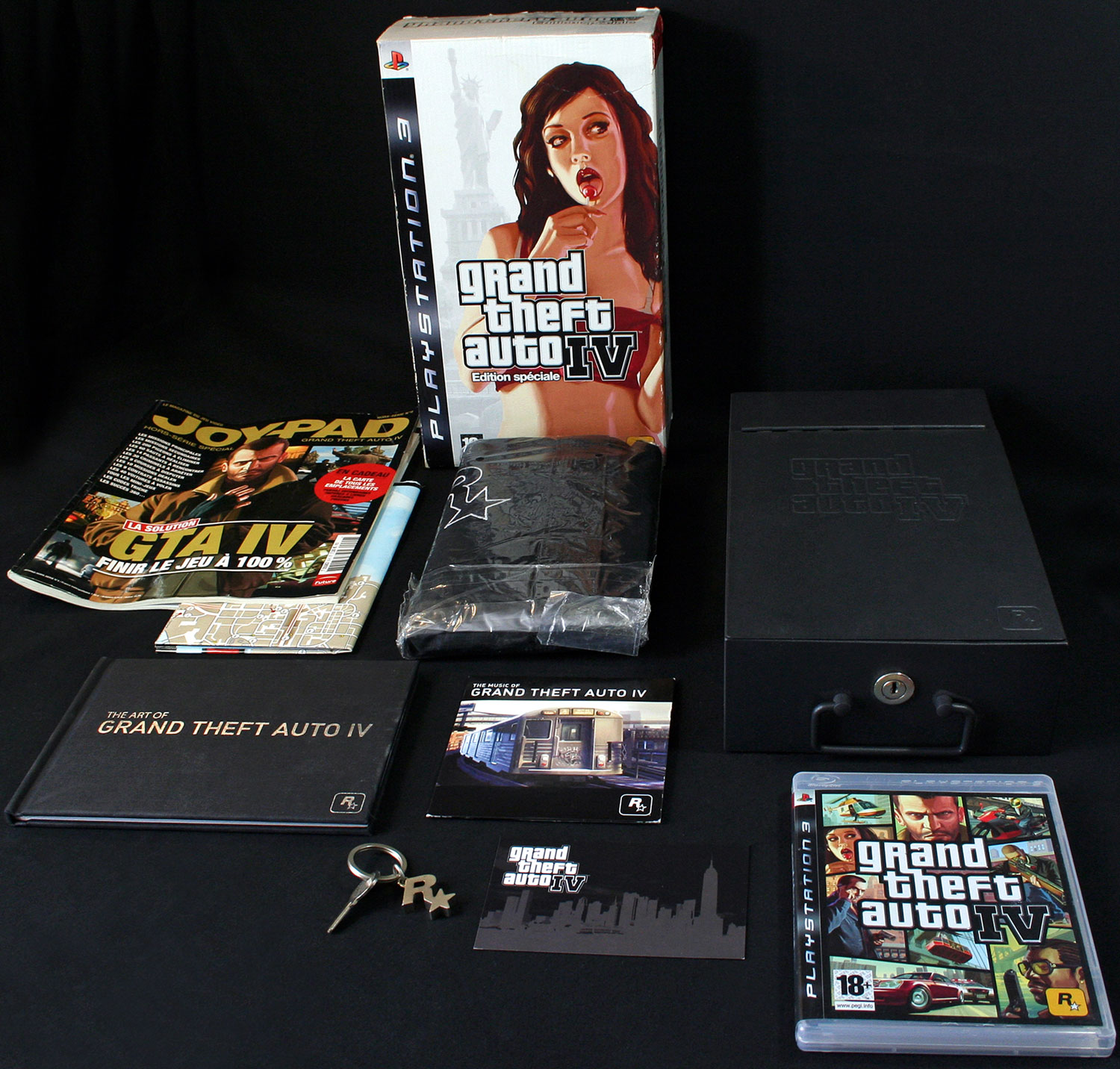 GTA IV - Edition Collector (PS3)