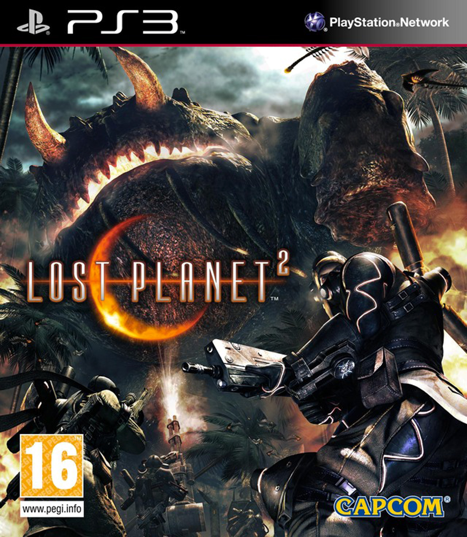 Lost Planet² (PS3)