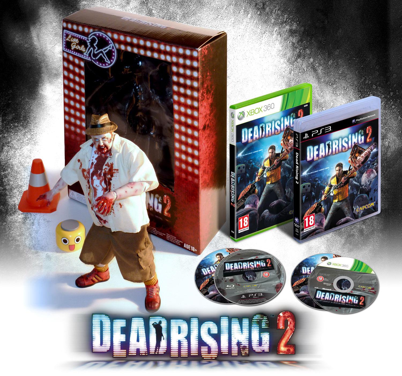 [Pré-Commande] Dead Rising 2 (Edition Outbreak)